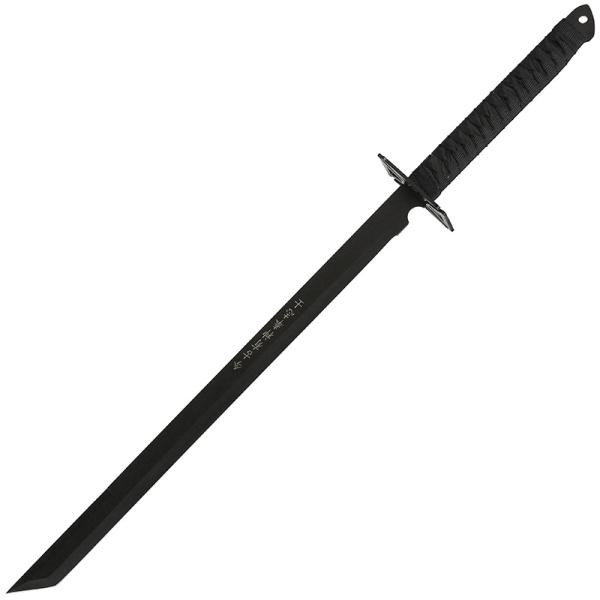 27 Inch Ninja Sword Black Knifewarehouse