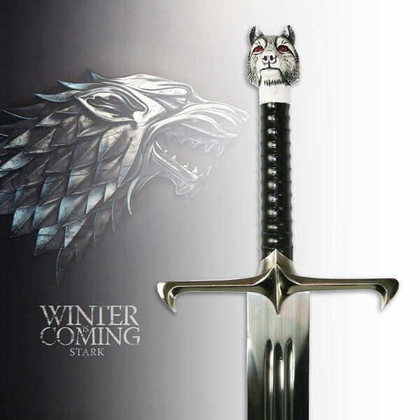 Games Of Thrones Jon Snow Longclaw House Stark Sword