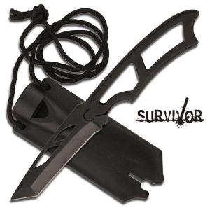 HK656 Survivor Neck Knife