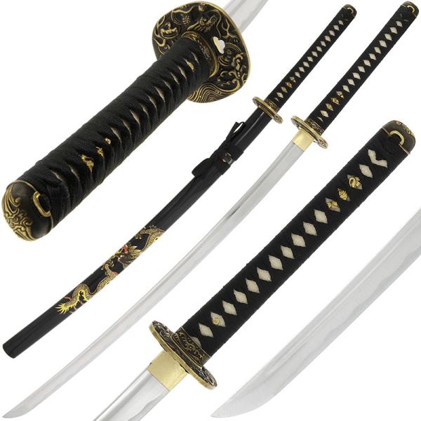 Handmade Eastern Dragon Sword