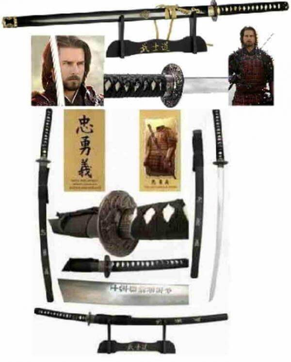 last samurai sword stand knifewarehouse single