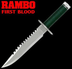 Deluxe Rambo First Blood Part I Knife - Knifewarehouse