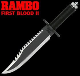 Deluxe Rambo First Blood Ii Knife Knifewarehouse