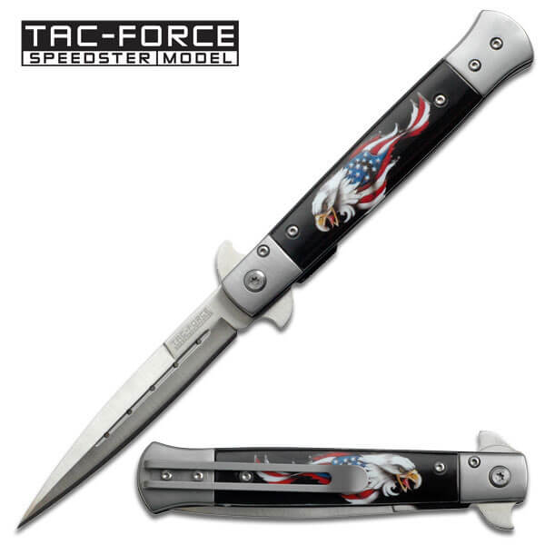 Eagle Stiletto Spring Assisted Knife Knifewarehouse