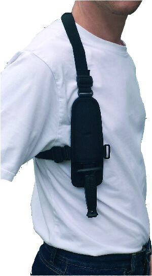 Covert Shoulder Holster Knife Knifewarehouse
