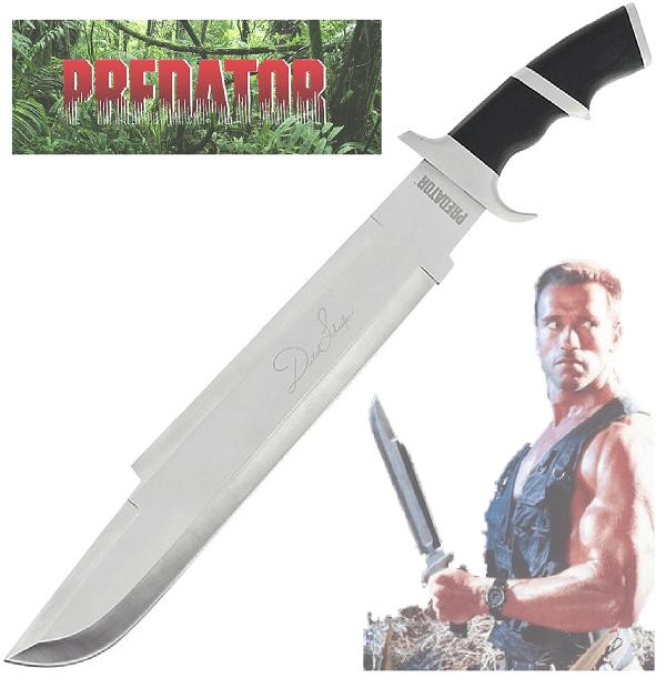 Predator Style Movie Replica Knife Knifewarehouse