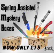 Spring Assisted Lucky Dip