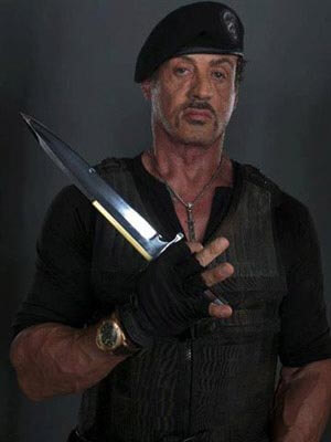 The Expendables Toothpick Knife Knifewarehouse