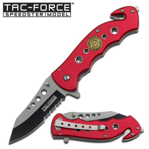 TF-498RF Fire Fighter Rescue Knife 1