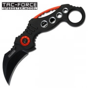 Tac Force Spring Assisted Karambit Knife