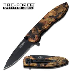 Jungle Survivor Spring Assisted Knife, Spring Assisted Knives