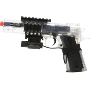 18344 Colt 1911 laser airsoft pistol 4