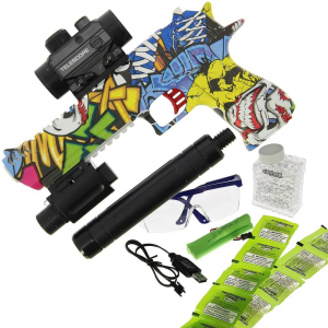 Graffiti Gel Gun