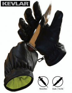 Knife Proof Gloves Kevlar