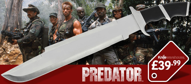 predator banner