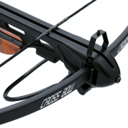 150lb short wood stock crossbow