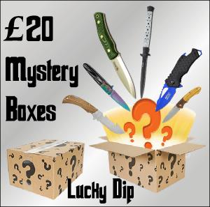 £20 Knife mystery box lucky dip