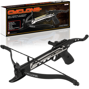 80lb self cocking cyclone crossbow