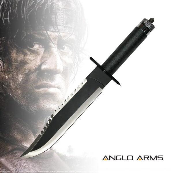 Deluxe Rambo First Blood Ii Knife
