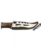 Deluxe Pakkawood Protector Knife