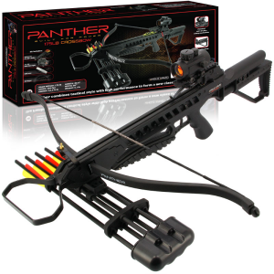 175lb Black Panther Crossbow