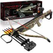 175lb Camo Panther Crossbow