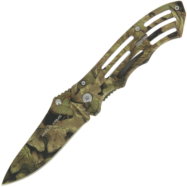 Anglo Arms Camo Lock Knife
