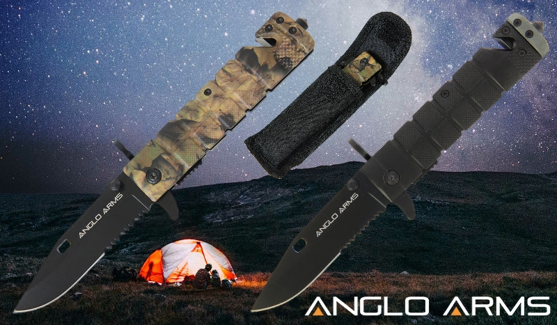 Anglo Arms Rescue Knife