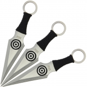 Anglo Arms Triple Throwing Knife Set 896