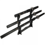 3pc Sword Set and Stand