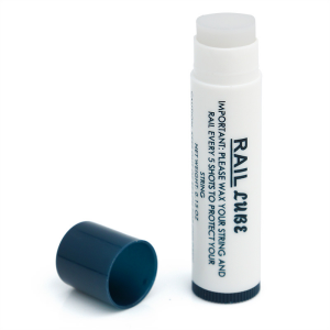 Crossbow Rail/String Lubricant Wax Stick