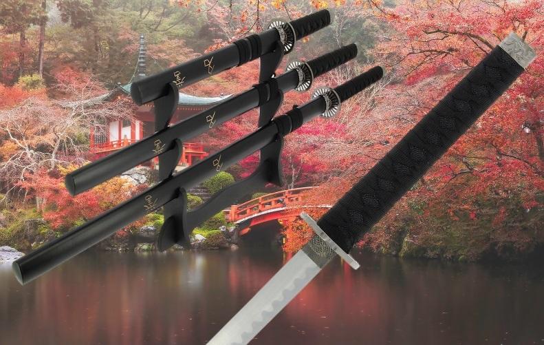 Samuari Sword Sets