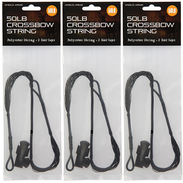 Spare String and Cap for 50lb pistol crossbows