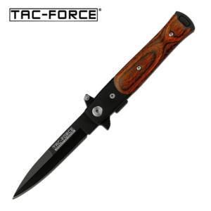 Pakkawood Godfather Knife