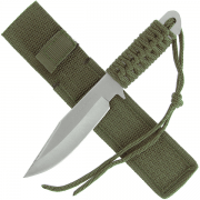 Seven Inch Laced Hunting Knife