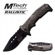 MT-A881GY SPRING ASSISTED KNIFE 1
