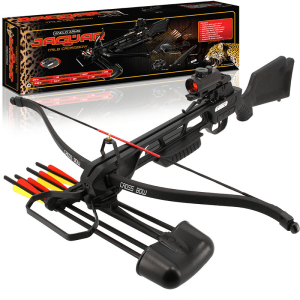 Jaguar MK2 Deluxe 175lb Crossbow Set