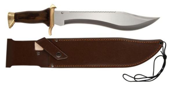 deluxe ranger bowie knife