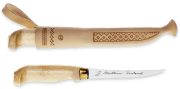 marttiini classic 4 inch filleting knife