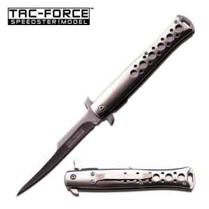 Mirror Finish Stiletto Knife