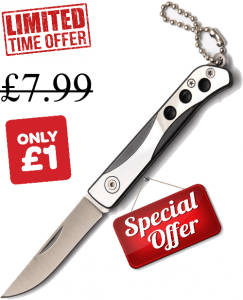 One Pound EDC Knife Offer