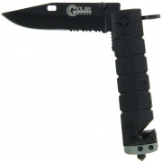 Golan Spring Assisted Rescue Knife