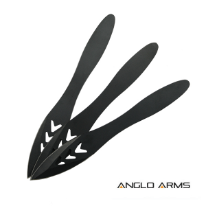 Three Mini Throwing Knives Set
