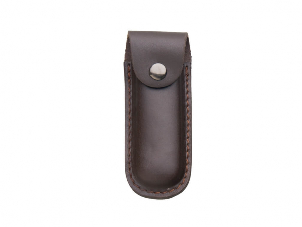 Leather Pocket Knife Case 4 x 13cm