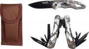 JACK PYKE – Camo Multi Tool & Knife Set | Available at KnifeWarehouse.co.uk