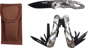 JACK PYKE – Camo Multi Tool & Knife Set | Available at KnifeWarehouse.co.uk