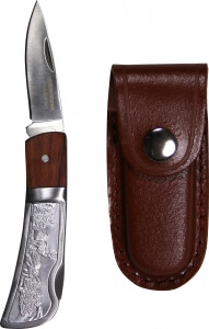 JACK PYKE – Dalesman Deer Knife | Available at KnifeWarehouse.co.uk