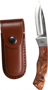 JACK PYKE – Shires Hunter Knife
