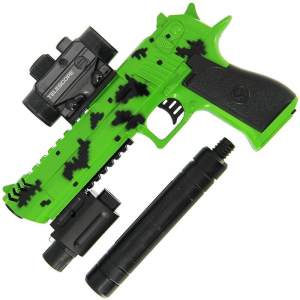 Camo Balster Gel Gun