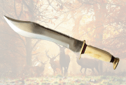 Antler Handle Bowie